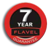 Flavel Fires 7 Year Warranty
