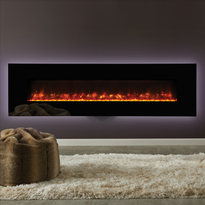 Wall-Mounted Gazco Radiance electric fire