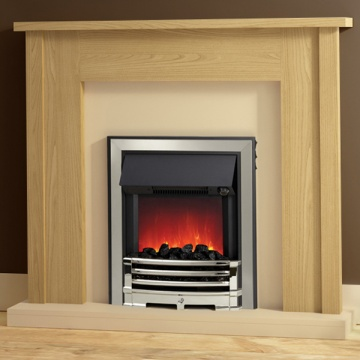 Be Modern 'Plus' Esslington Electric Fireplace Suite