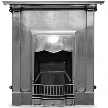 Carron Abingdon Cast Iron Combination Fireplace