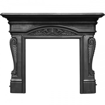 Carron Buckingham Cast Iron Fireplace