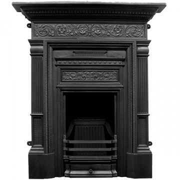 Carron Hamden Cast Iron Combination Fireplace