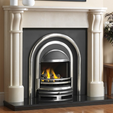 Cast Tec Ripon Marble Fireplace