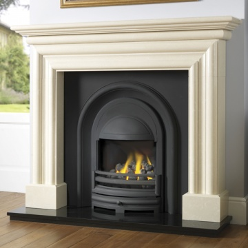 Cast Tec Hexham Marble Fireplace