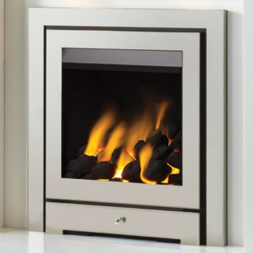 Crystal Fires Super Radiant Gas Fire - Fascia Model