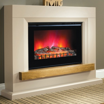 Elgin & Hall Heywood Electric Fireplace Suite