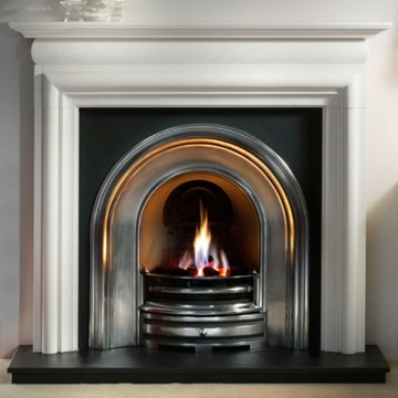 Gallery Asquith Agean Limestone Fireplace