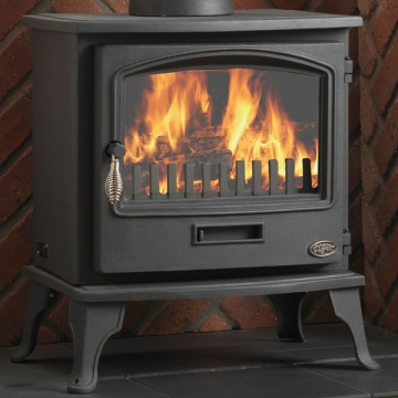 Gallery Tiger Wood Burning & Multi-Fuel Stove