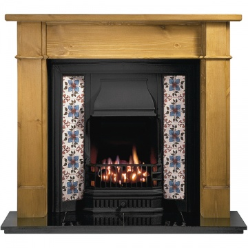 Gallery Worcester Wooden Fireplace