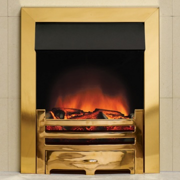 Gazco Logic Box Profil Electric Fire