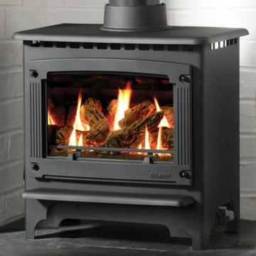 Gazco Marlborough Medium Balanced Flue Gas Stove