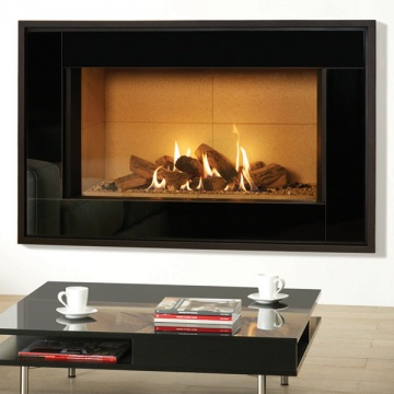 Gazco Riva2 1050 Icon Balanced Flue Gas Fire