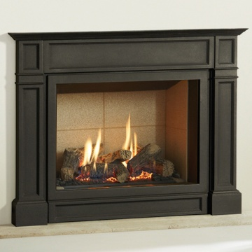 Gazco Riva2 500 Ellingham Balanced Flue Gas Fireplace