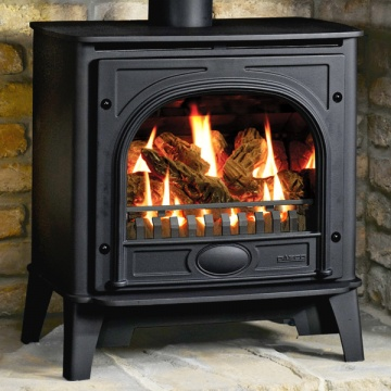 Gazco Stockton Medium Balanced Flue Gas Stove