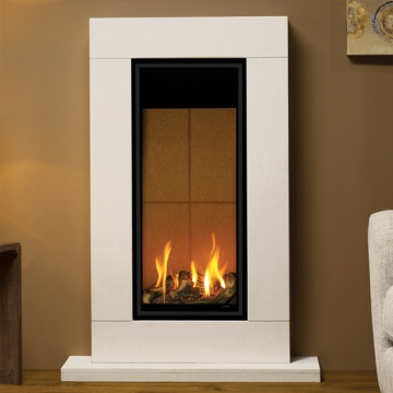 Gazco Studio Studio 22 Sorrento Balanced Flue Gas Fireplace