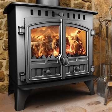 Hunter Herald 6 Wood Burning & Multi-Fuel Stove