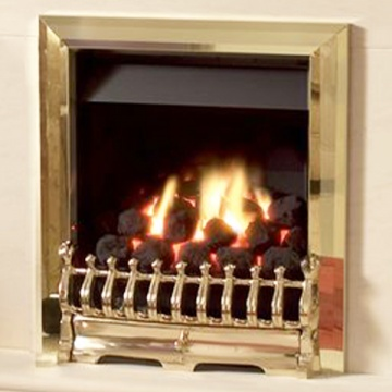 Kinder Oasis Low Lintel Gas Fire