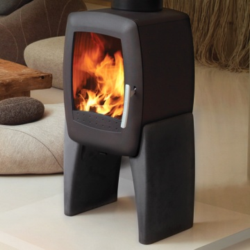 Nordpeis Smarty Concrete Woodburning Stove