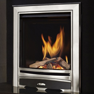 Kinder Passion HE Gas Fire - Fascia Model