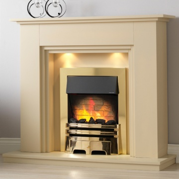 Pureglow Claverley Electric Fireplace Suite