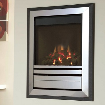 Verine Alpena Balanced Flue Gas Fire - Fascia Model