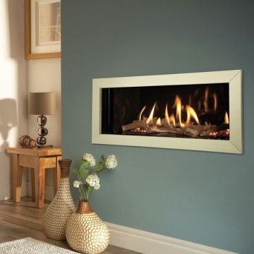 Kinder Eden HE Balanced Flue Gas Fire