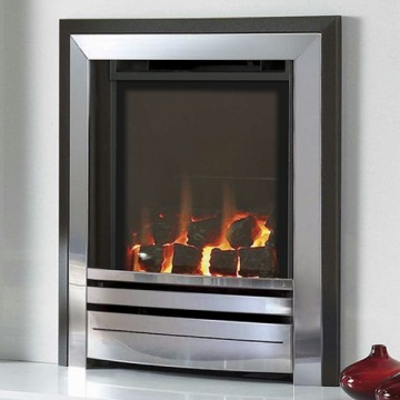 Verine Frontier HE Hearth Mounted Gas Fire