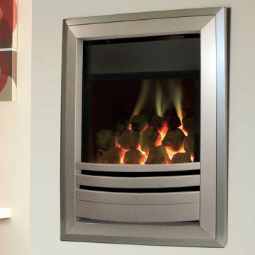 Verine Orbis HE Gas Fire - Fascia Model