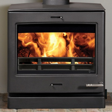 Yeoman CL8 High Output Multi-Fuel Boiler Stove
