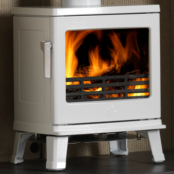 ACR Birchdale Woodburning / Multi-Fuel Stove - ACR Birchdale Woodburning / Multi-Fuel Stove Flames.co.uk