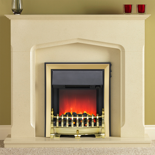 Modern Electric Fire Suites Part - 26: Be Modern Bramwell Eco Electric Fireplace Suite
