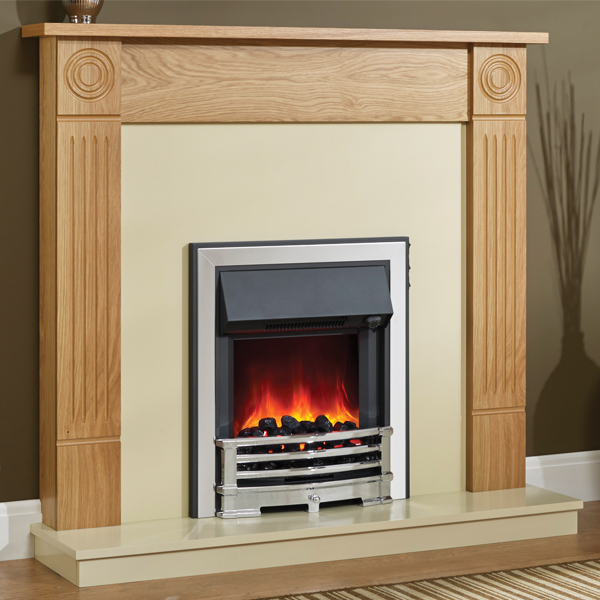 Modern Electric Fire Suites Part - 24: Be Modern Dartford Eco Electric Fireplace Suite