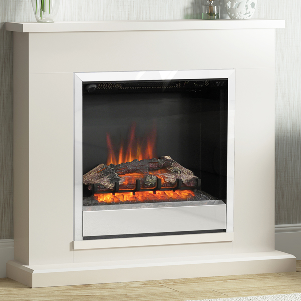 Be Modern Elsham Electric Fireplace Suite Flames Co Uk