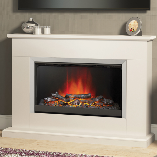 Be Modern Hansford Electric Fireplace Suite | Flames.co.uk