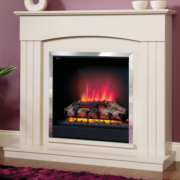 Be Modern Linmere Electric Fireplace Suite Flames Co Uk