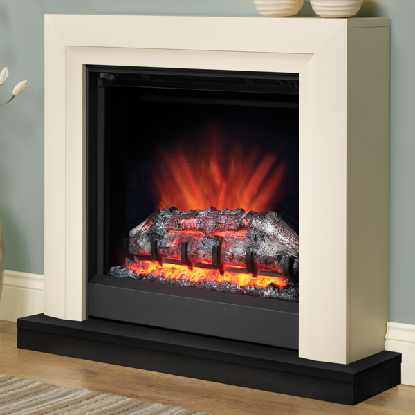 Modern Electric Fire Suites Part - 17: Be Modern Perthshire Electric Fireplace Suite