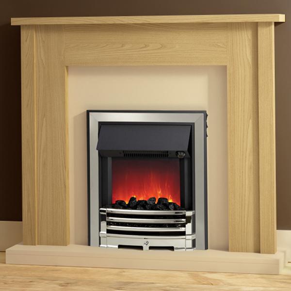 Modern Electric Fire Suites Part - 15: Be Modern U0027Plusu0027 Esslington Electric Fireplace Suite