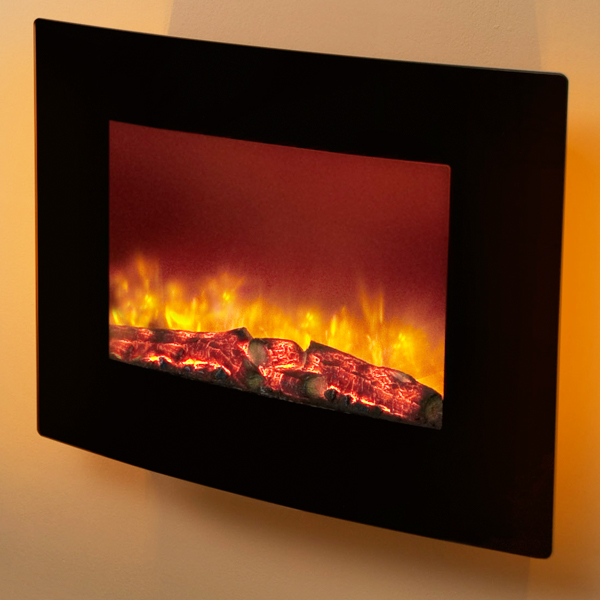 Good Electric Wall Fires Uk Part - 6: Be Modern Quattro Electric Fire