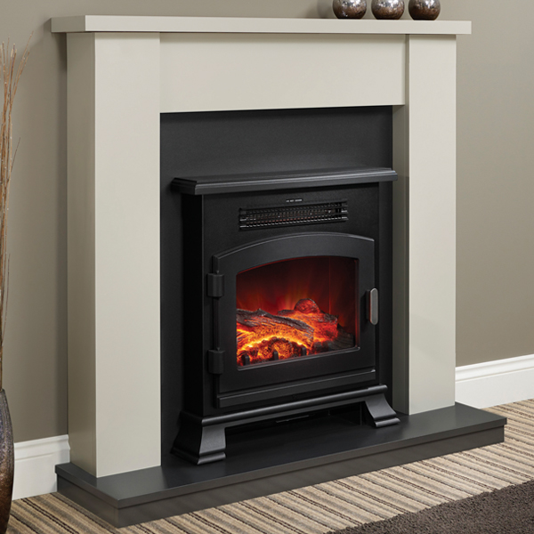 be modern ravensdale electric fireplace suite flames co uk