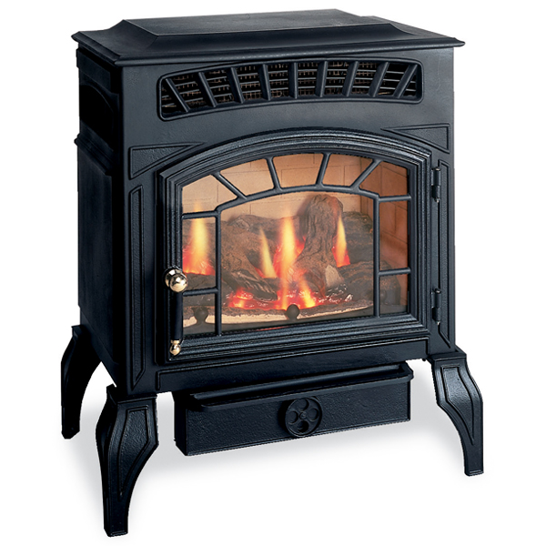 Burley Ambience 4121 Flueless Gas Stove Flamescouk