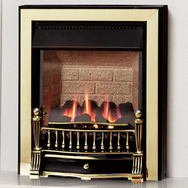 burley environ flueless gas fire. Black Bedroom Furniture Sets. Home Design Ideas