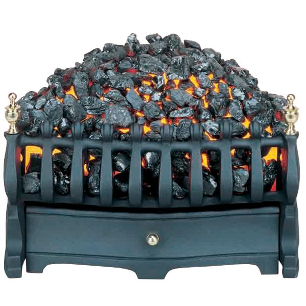 Burley Halstead Electric Fire Basket