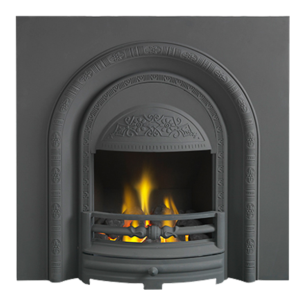 Cast Tec Ashbourne Integra Cast Iron Fireplace Insert