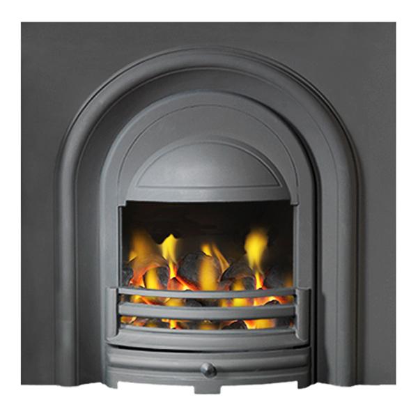 Cast Tec Royal Integra Cast Iron Fireplace Insert Flames