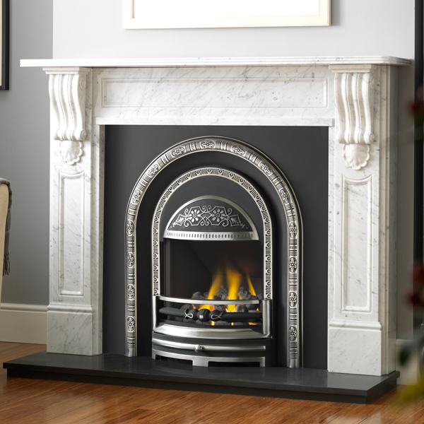 Cast Tec William IV Fireplace | Flames.co.uk