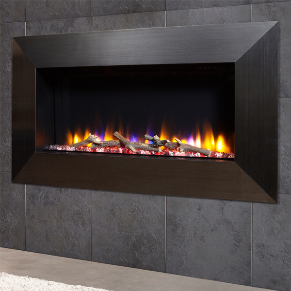 Celsi Ultiflame Vr Instinct Inset Wall Mounted Electric