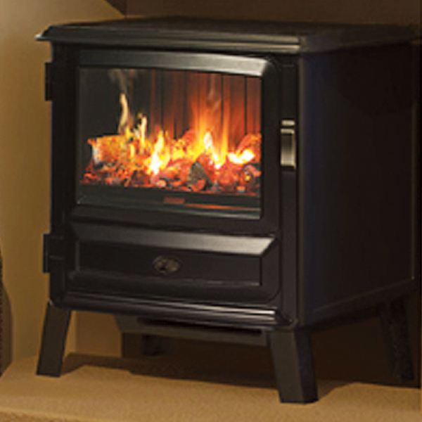 Electric Flame Fires Uk Part - 26: Dimplex Piermont Opti-Myst Electric Stove