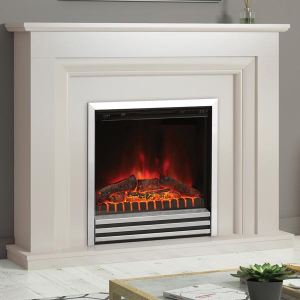 Elgin Amp Hall Amorina Electric Fireplace Suite Flames Co Uk