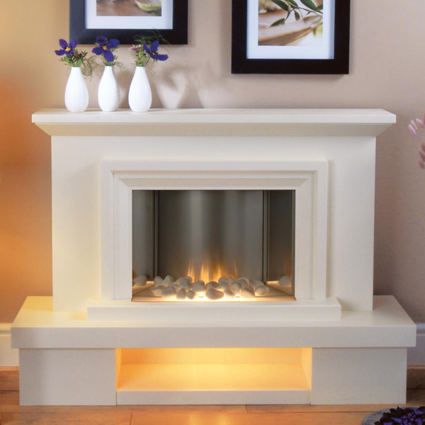 Flamerite Milan Electric Fireplace Suite Flames Co Uk