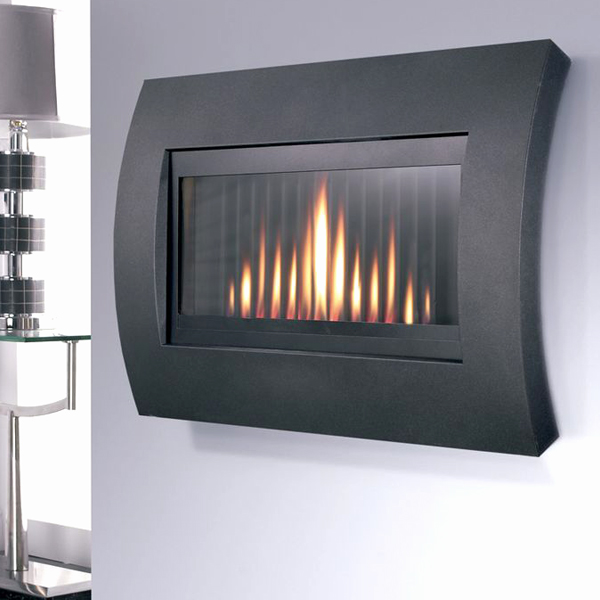 Flavel Curve He Wall Mounted Gas Fire